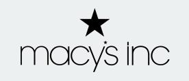 Client Logo: macys